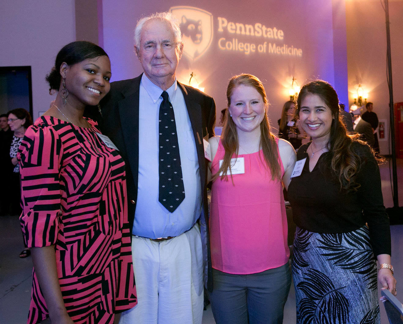Generosity and Gratitude: A Donor and Scholar Appreciation Dinner
